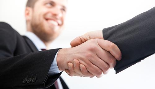Thumb large handshake