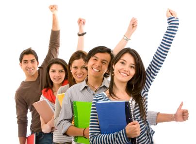 Large free toefl class group success image