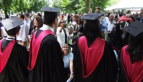 Thumb large harvard university academic hoods