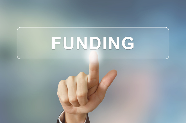 Large funding