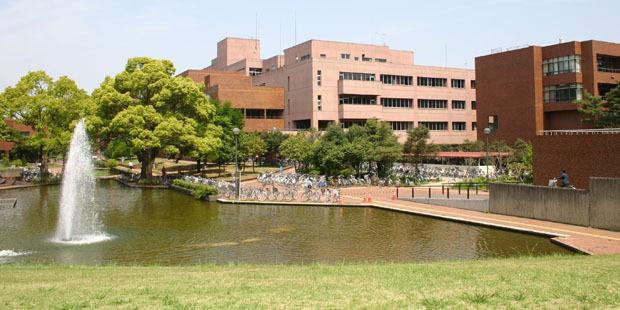 Large university of tsukuba