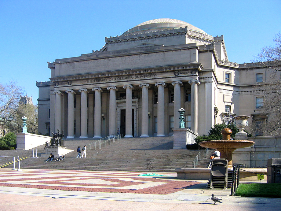 Large low memorial library columbia university nyc retouched 2