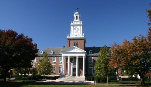 Thumb johns hopkins university