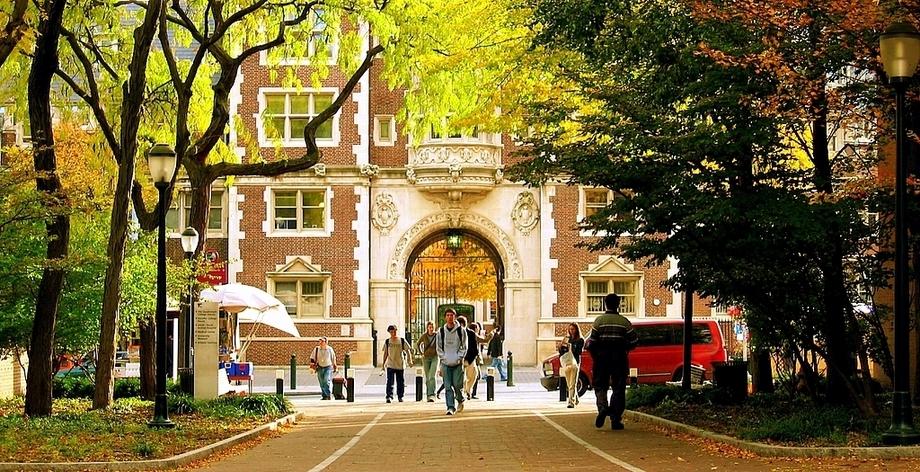 Large university of pennsylvania