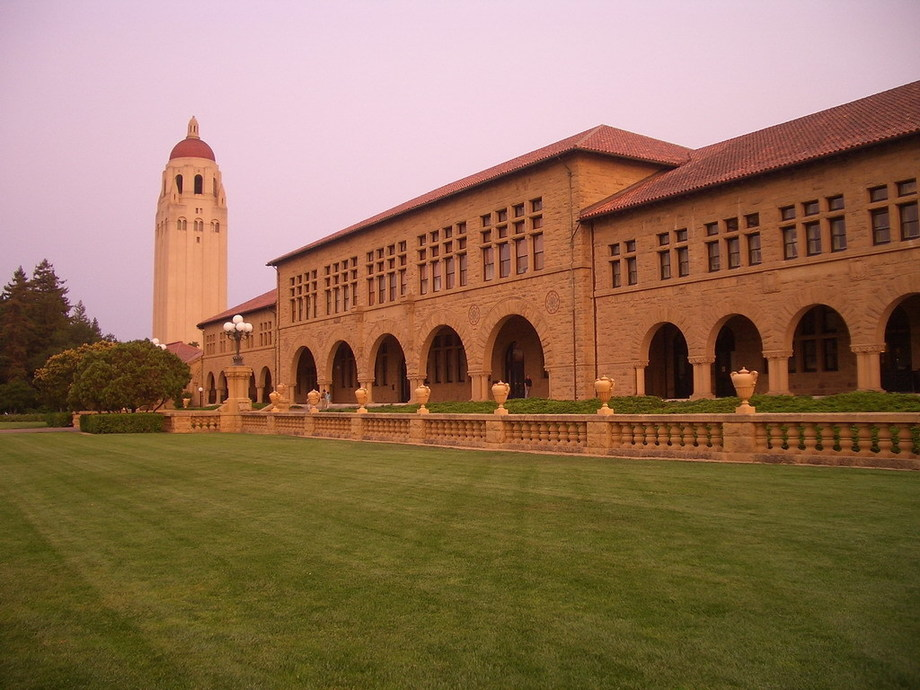 Large stanford university