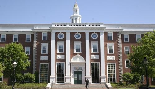 Thumb harvard business school