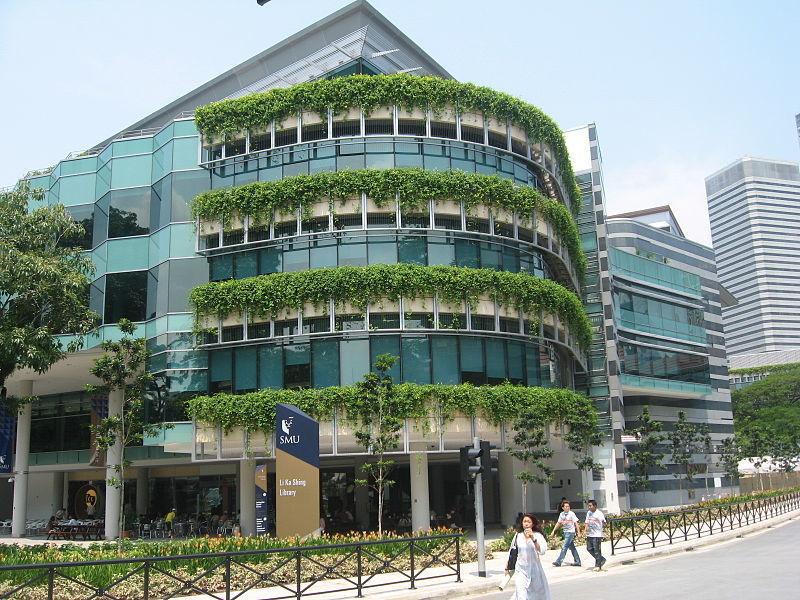 Large singapore management university