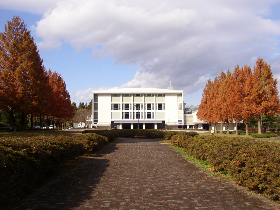 Large tohoku university centennial hall